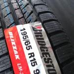 Bridgestone žieminė padanga