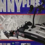 Italų gamybos dviračių laikiklis MENABO WINNY PLUS