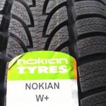 Nokian W+ žieminė padanga