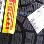 Pirelli žieminė padanga