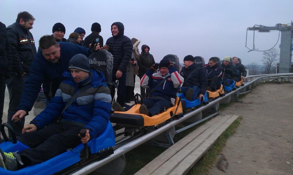 Ekstremalus Polingės sportas