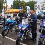 Mototourism Rally Polingės komanda
